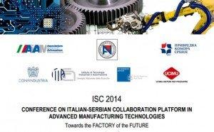 conferenza belgrado serbia 2014 macchinari innovazione confindustria