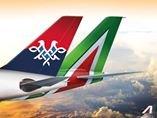 alitalie e airserbia rafforzano accordo voli