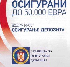 Garanzia bancari fino a 50000 euro serbia conti deposito bancari