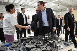 Johnson Electric Nis Serbia Vucic