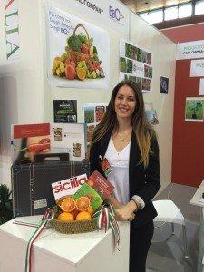 BBC International fiera agricoltura di novi sad serbia 2016 Isidora Stojacic