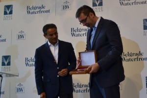 mohamed-alabbar-and-aleksandar-vucic-belgrade-waterfront