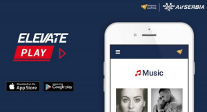 elevate play Air Serbia sajam beograd 2017