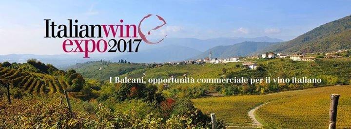italian beowine fiera del vino italia 2017 beograd serbia vini italiani nei Balcani