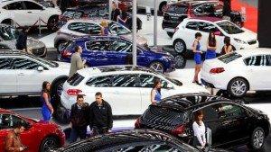 Mostra Internazionale dell'Automobile di Belgrado dal 24 marzo al 2 aprile