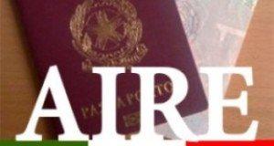 AIRE Associazione Italiani Residenti Estero