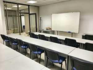 aula classe per dimostrazioni jagodina