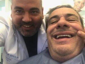 impianto dentale finito turismo dentista low cost belgrado